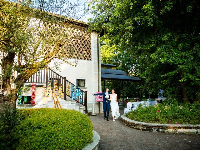 Il matrimonio di Francesco e Sonia a Lomagna, Lecco 47