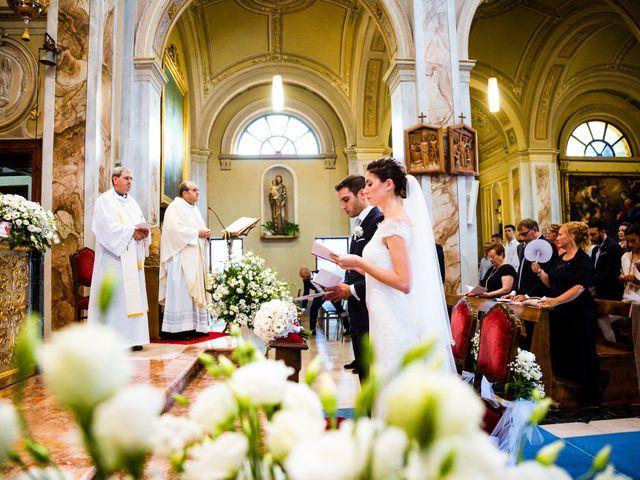 Il matrimonio di Francesco e Sonia a Lomagna, Lecco 34