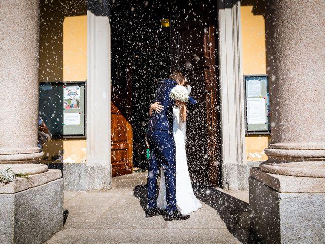 Il matrimonio di Francesco e Sonia a Lomagna, Lecco 36