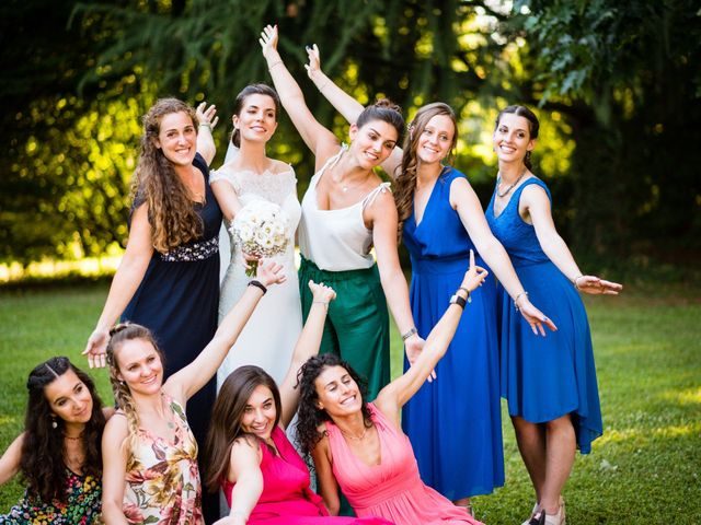 Il matrimonio di Francesco e Sonia a Lomagna, Lecco 44