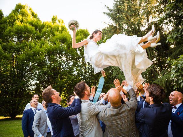 Il matrimonio di Francesco e Sonia a Lomagna, Lecco 45