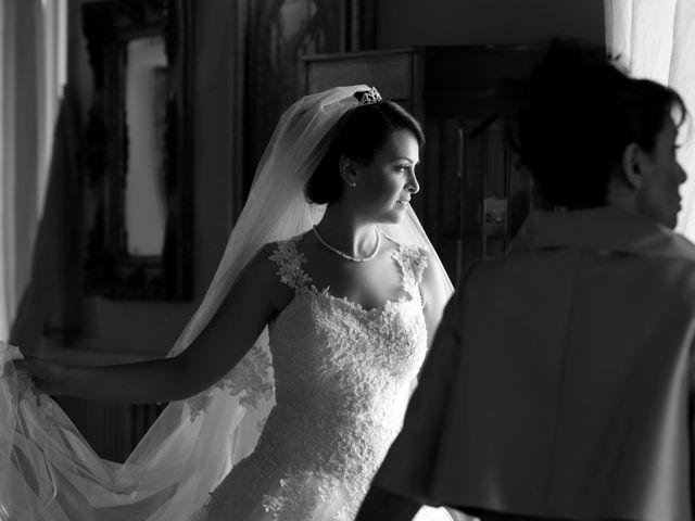 Il matrimonio di Antonio e Maria a Calvanico, Salerno 9