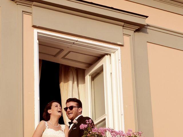 Il matrimonio di Antonio e Maria a Calvanico, Salerno 14