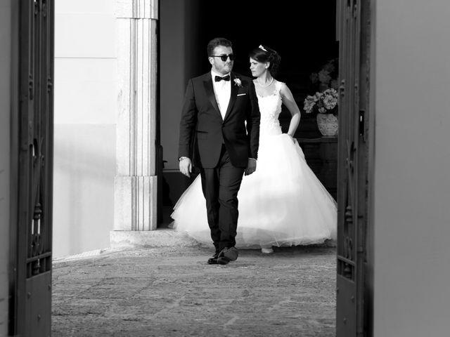 Il matrimonio di Antonio e Maria a Calvanico, Salerno 15