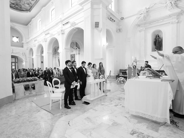 Il matrimonio di Antonio e Maria a Calvanico, Salerno 23