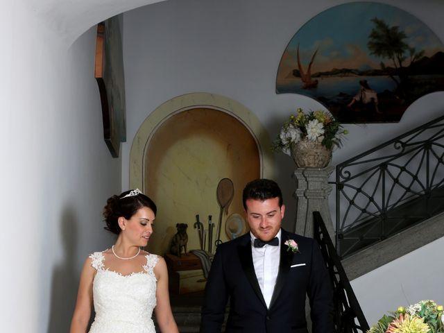 Il matrimonio di Antonio e Maria a Calvanico, Salerno 48
