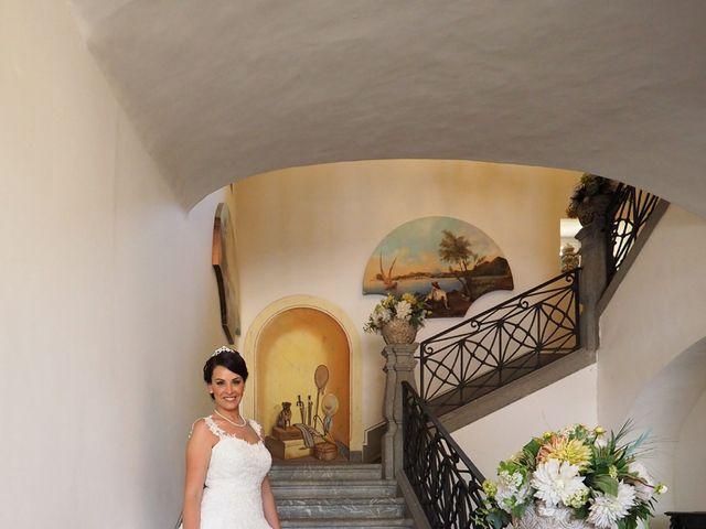 Il matrimonio di Antonio e Maria a Calvanico, Salerno 54