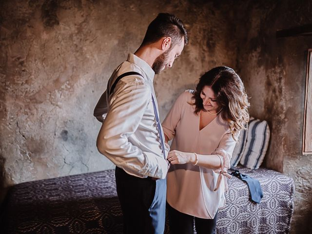 Il matrimonio di Rachele e Andrea a Santo Stefano di Sessanio, L'Aquila 12