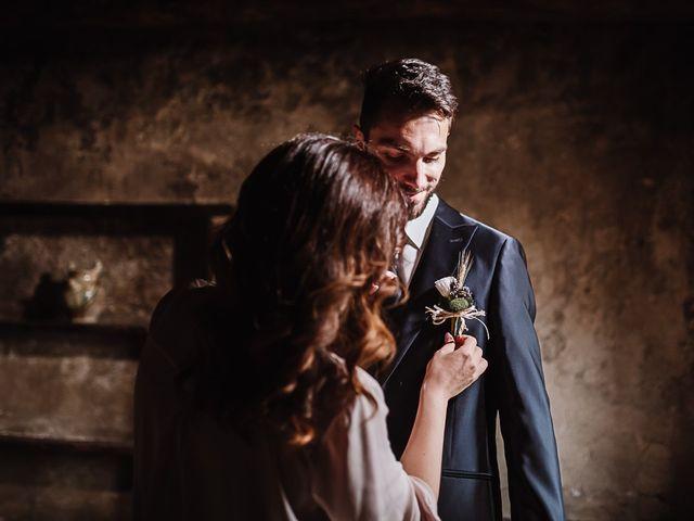 Il matrimonio di Rachele e Andrea a Santo Stefano di Sessanio, L'Aquila 18