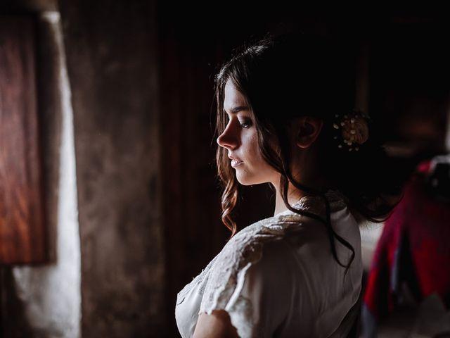 Il matrimonio di Rachele e Andrea a Santo Stefano di Sessanio, L'Aquila 24
