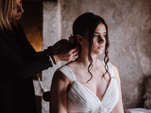 Il matrimonio di Rachele e Andrea a Santo Stefano di Sessanio, L'Aquila 34