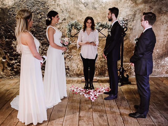 Il matrimonio di Rachele e Andrea a Santo Stefano di Sessanio, L'Aquila 51