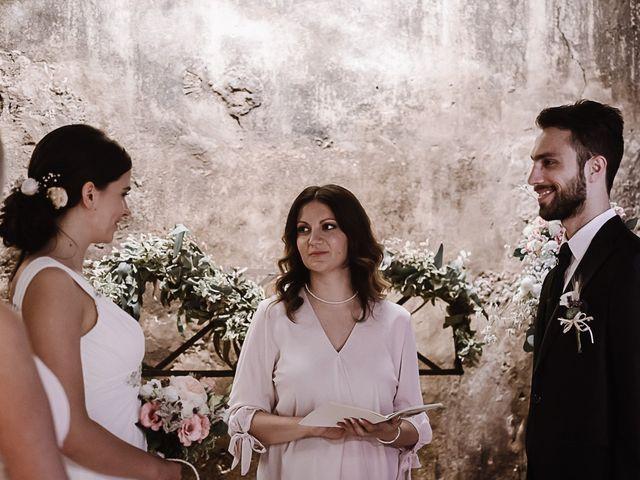 Il matrimonio di Rachele e Andrea a Santo Stefano di Sessanio, L'Aquila 52