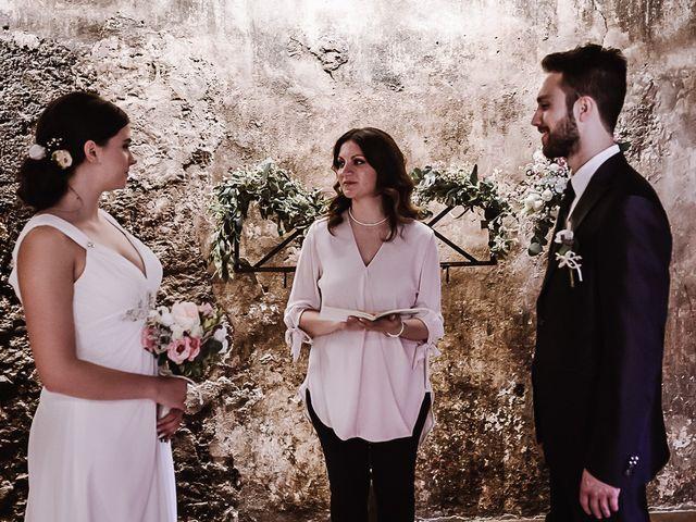 Il matrimonio di Rachele e Andrea a Santo Stefano di Sessanio, L'Aquila 53