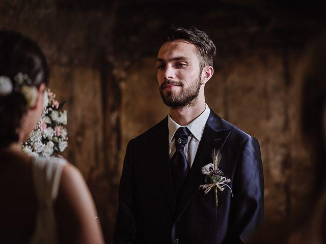 Il matrimonio di Rachele e Andrea a Santo Stefano di Sessanio, L'Aquila 56