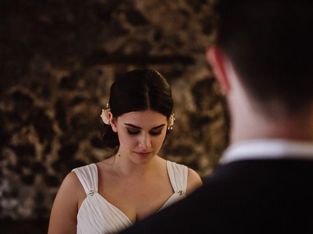 Il matrimonio di Rachele e Andrea a Santo Stefano di Sessanio, L'Aquila 57