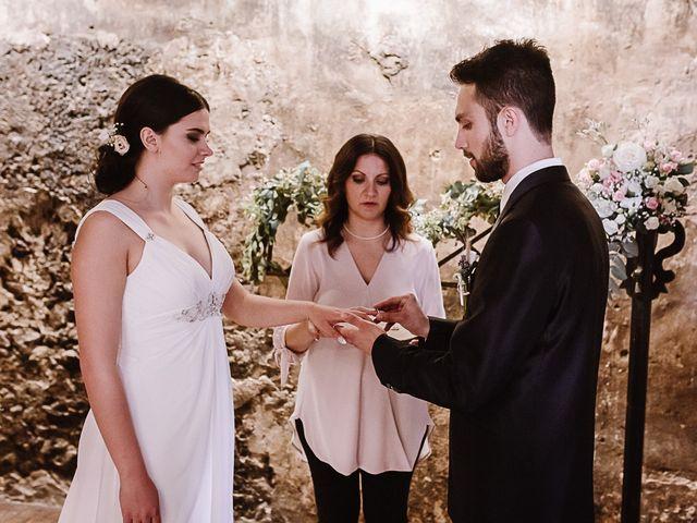 Il matrimonio di Rachele e Andrea a Santo Stefano di Sessanio, L'Aquila 59