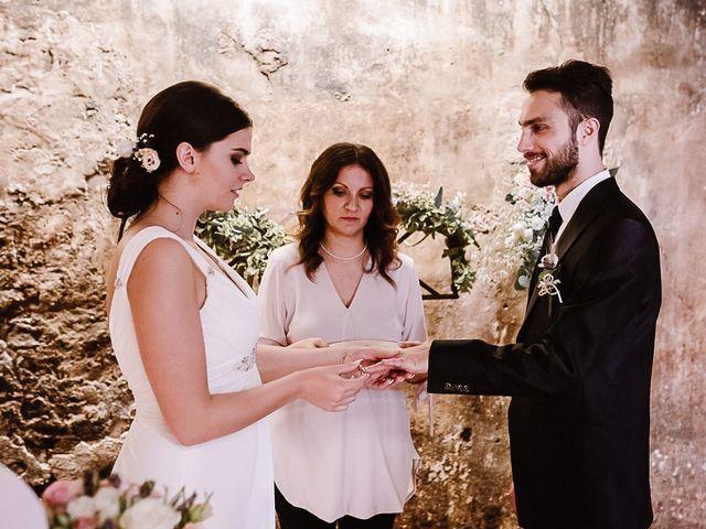 Il matrimonio di Rachele e Andrea a Santo Stefano di Sessanio, L'Aquila 61