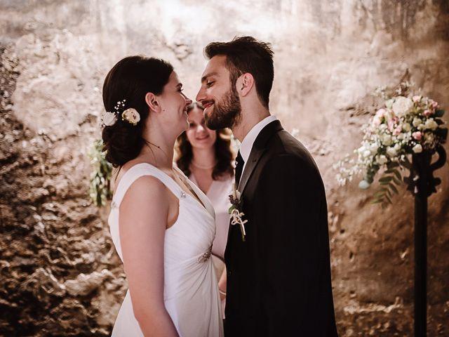 Il matrimonio di Rachele e Andrea a Santo Stefano di Sessanio, L'Aquila 63