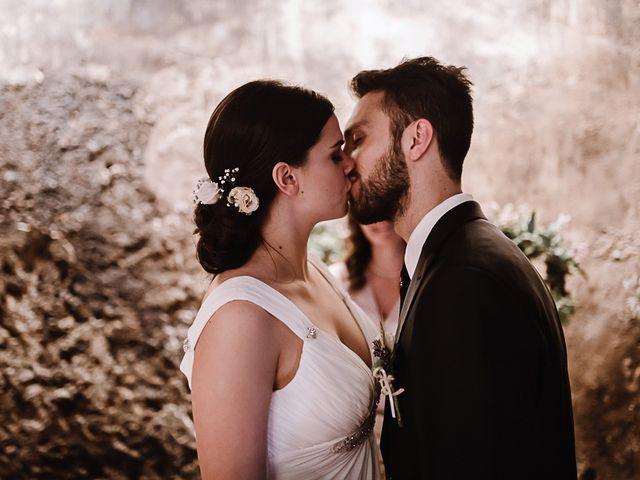 Il matrimonio di Rachele e Andrea a Santo Stefano di Sessanio, L'Aquila 64