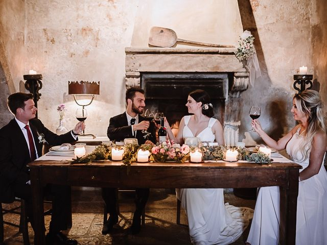 Il matrimonio di Rachele e Andrea a Santo Stefano di Sessanio, L'Aquila 72