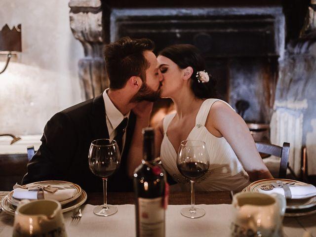 Il matrimonio di Rachele e Andrea a Santo Stefano di Sessanio, L'Aquila 73