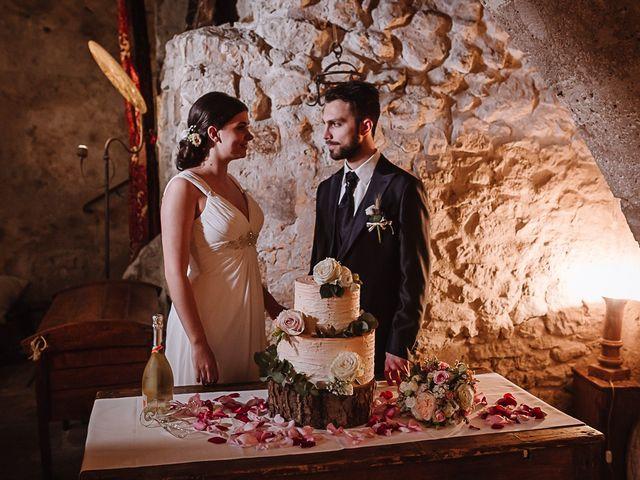 Il matrimonio di Rachele e Andrea a Santo Stefano di Sessanio, L'Aquila 75