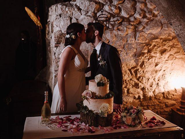Il matrimonio di Rachele e Andrea a Santo Stefano di Sessanio, L'Aquila 76