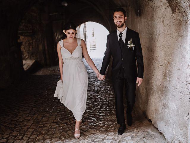 Il matrimonio di Rachele e Andrea a Santo Stefano di Sessanio, L'Aquila 79