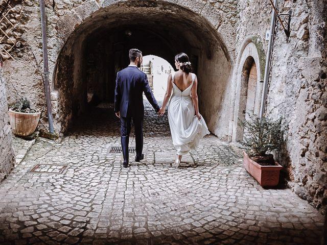Il matrimonio di Rachele e Andrea a Santo Stefano di Sessanio, L'Aquila 1