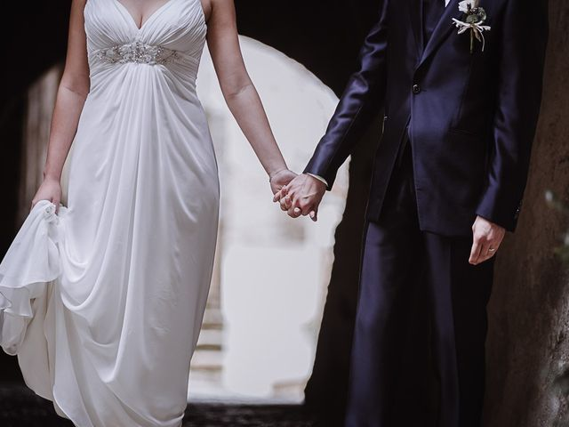 Il matrimonio di Rachele e Andrea a Santo Stefano di Sessanio, L'Aquila 82