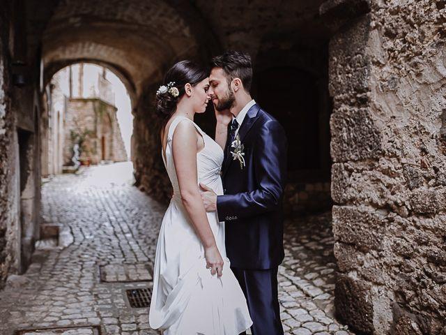 Il matrimonio di Rachele e Andrea a Santo Stefano di Sessanio, L'Aquila 2