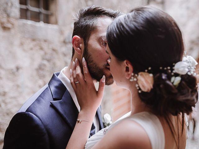 Il matrimonio di Rachele e Andrea a Santo Stefano di Sessanio, L'Aquila 86
