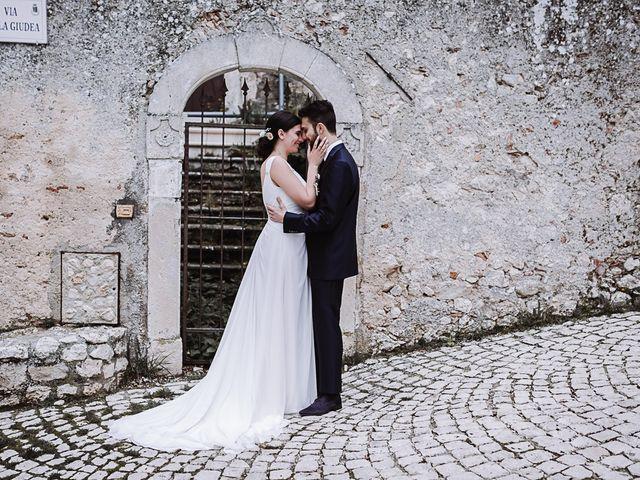 Il matrimonio di Rachele e Andrea a Santo Stefano di Sessanio, L'Aquila 91