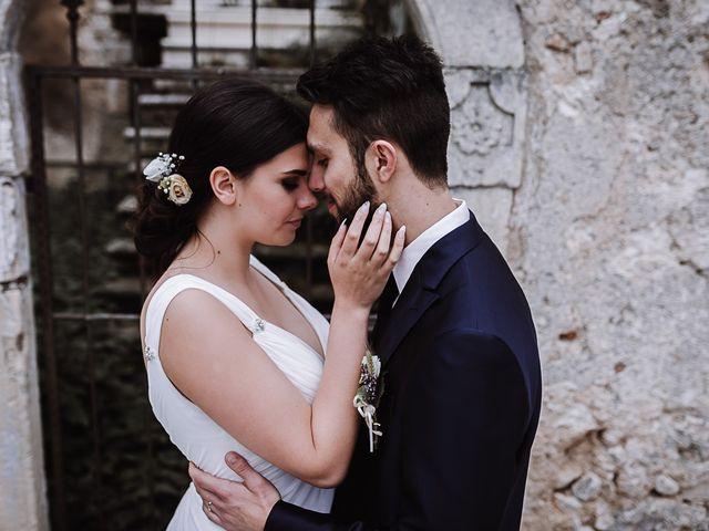 Il matrimonio di Rachele e Andrea a Santo Stefano di Sessanio, L'Aquila 94