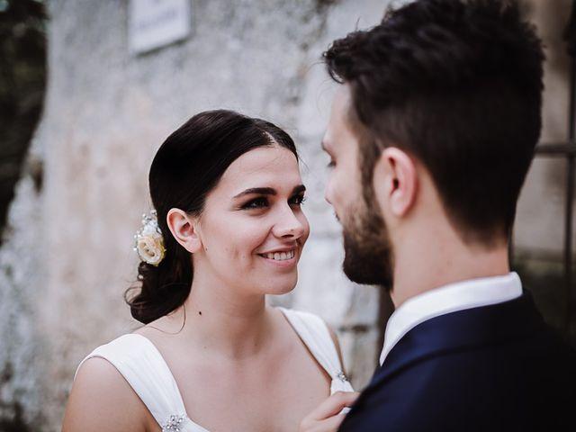 Il matrimonio di Rachele e Andrea a Santo Stefano di Sessanio, L'Aquila 96