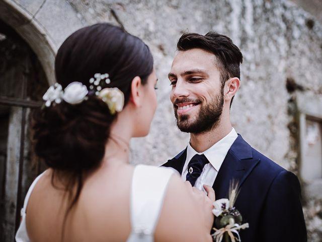 Il matrimonio di Rachele e Andrea a Santo Stefano di Sessanio, L'Aquila 97