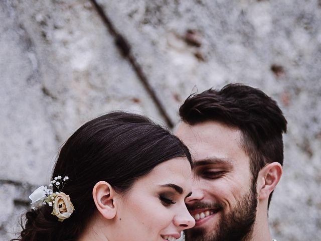 Il matrimonio di Rachele e Andrea a Santo Stefano di Sessanio, L'Aquila 98