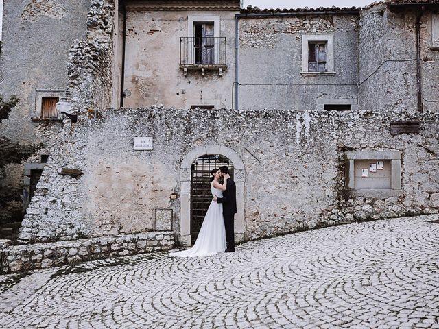 Il matrimonio di Rachele e Andrea a Santo Stefano di Sessanio, L'Aquila 99