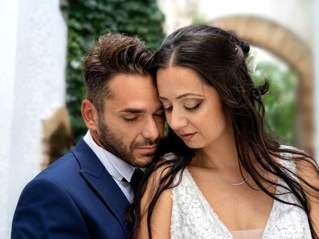Le nozze di Stefano e Maria