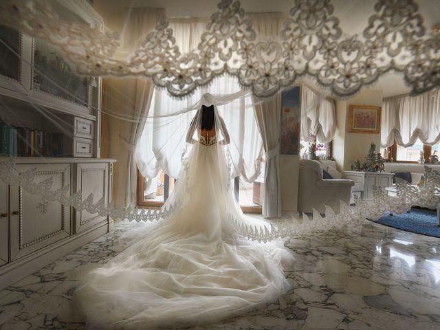 Il matrimonio di Antonio e Lucia a Agropoli, Salerno 31