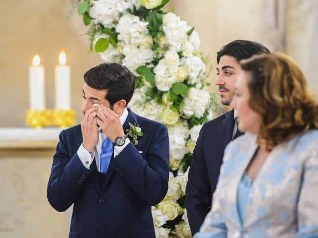 Il matrimonio di Antonio e Lucia a Agropoli, Salerno 39