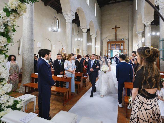 Il matrimonio di Antonio e Lucia a Agropoli, Salerno 45