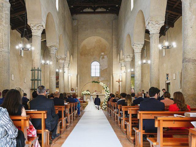 Il matrimonio di Antonio e Lucia a Agropoli, Salerno 46