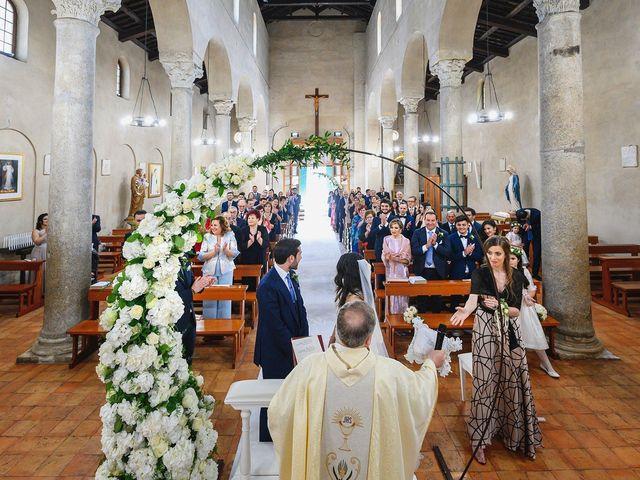 Il matrimonio di Antonio e Lucia a Agropoli, Salerno 52