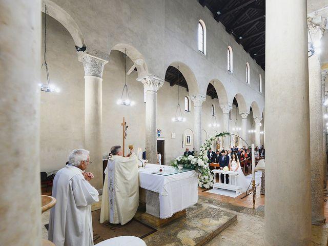 Il matrimonio di Antonio e Lucia a Agropoli, Salerno 54