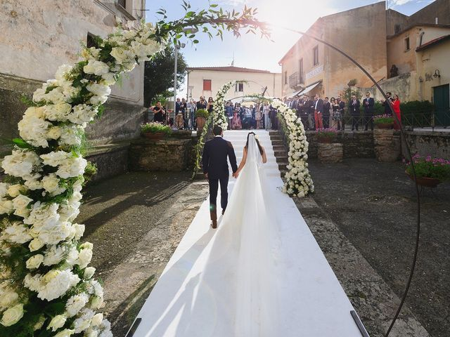 Il matrimonio di Antonio e Lucia a Agropoli, Salerno 57
