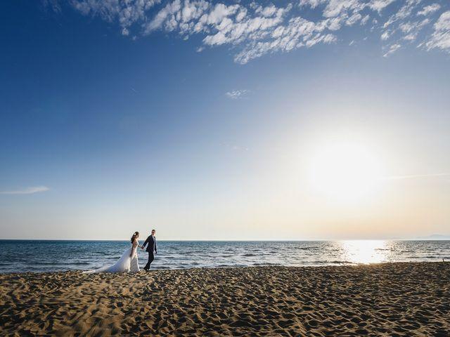 Il matrimonio di Antonio e Lucia a Agropoli, Salerno 61