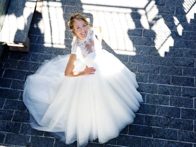Il matrimonio di Matteo e Francesca a Briosco, Monza e Brianza 8