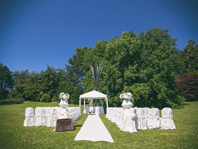 Il matrimonio di Matteo e Francesca a Briosco, Monza e Brianza 11